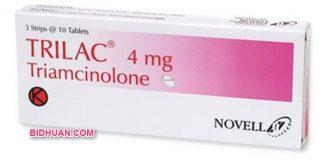 Trilac tablet Komposisi Obat, Dosis, Harga dan Efek Samping