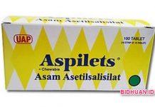 Obat Aspilets Obat Golongan NSAID untuk Meredakan Demam dan Nyeri