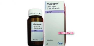 Obat Madopar Dispersible Obat Bebas untuk Penyakit Parkinson