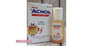 Obat Acnol Lotion Obat Anti Acne untuk Mengatasi Jerawat pada Wajah