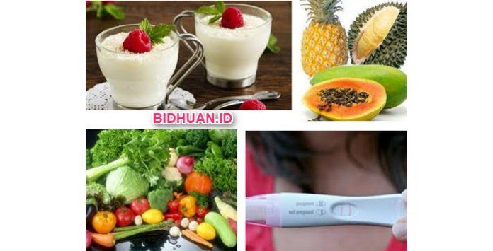 10 Makanan Pencegah Kehamilan Secara Alami Setelah Berhubungan