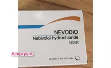 Obat Nevodio Obat Golongan Beta Blocker untuk Atasi Hipertensi Esensial (Primer)