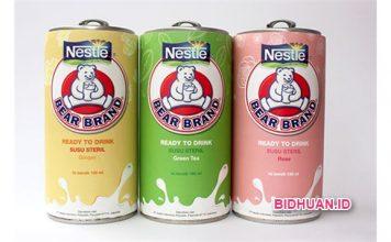 Susu Bear Brand untuk Ibu Hamil dan Ibu Menyusui Manfaat Efek Sampingnya