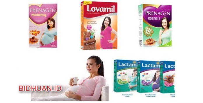 13 Susu Ibu Hamil yang Bagus dan Enak (Merk dan Harganya)