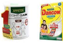 4 Susu Penggemuk Badan yang Ampuh untuk Menambah Berat Tubuh Dewasa