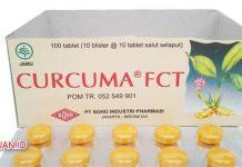 Curcuma fct - Manfaat Efek Samping Dosis dan Aturan Minum
