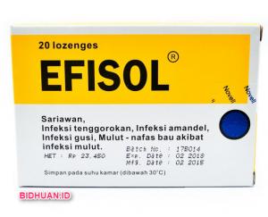 Efisol Lozenges