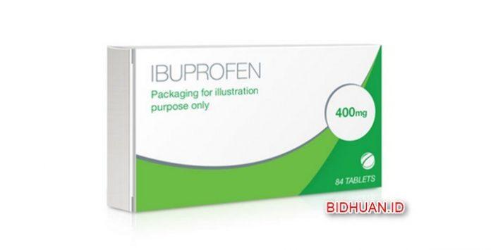 Obat Ibuprofen - Fungsi Dosis Cara Kerja dan Efek Samping