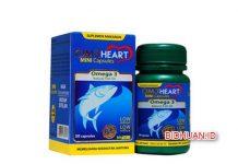 Omeheart Omega 3 - Manfaat Dosis dan Efek Samping dan Harga