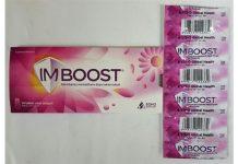 Vitamin Imboost - Manfaat Kandungan Varian Produk dan Harga