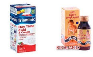 10 Obat Batuk untuk Bayi di Apotik Herbal dan Secara Alami