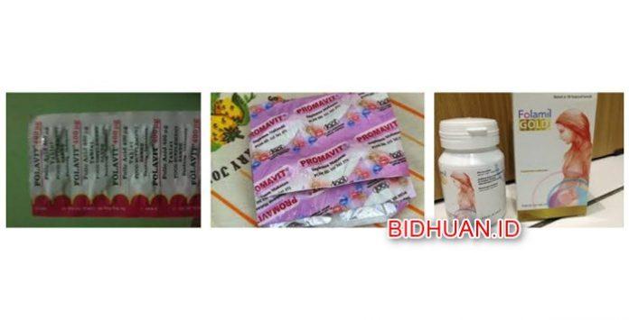12 Vitamin untuk Ibu Hamil yang dijual di Apotik (Lengkap dengan Harga)