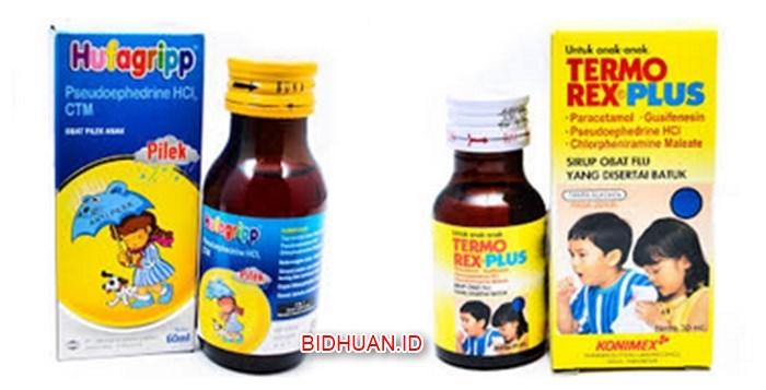 12 Obat Pilek Anak yang Manjur untuk Mengobati Flu dan ...