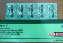 Alpara dan Molexflu - Mana yang Terbaik mengatasi Flu Bersin dan Demam