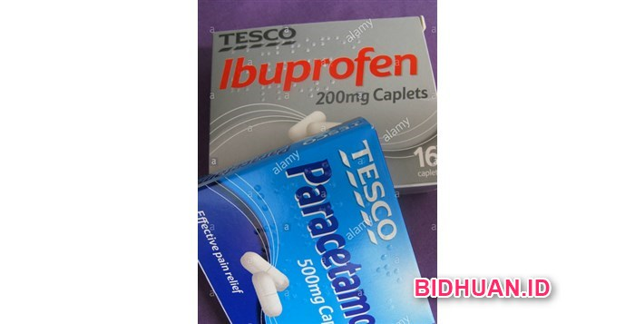 Does ibuprofen really reduce period flow