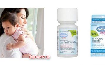 17 Obat Pilek Bayi Yang Efektif Meredakan Flu disertai Harganya