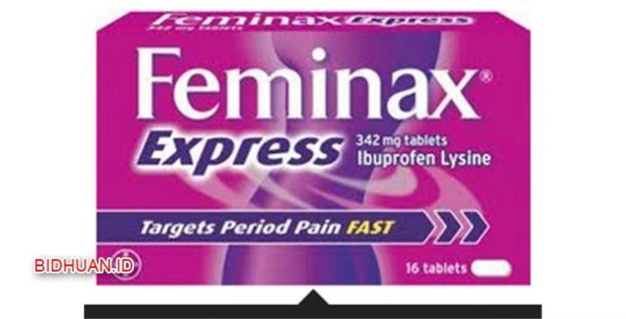 Feminax - Obat Untuk Mengatasi Nyeri dan Pelancar Saat Datang Bulan (Haid)
