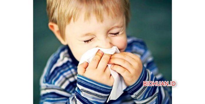 12 Obat Pilek Anak Yang Bagus dan Terbaik Untuk Mengatasi Flu Anak
