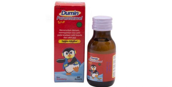 15 Merk Obat Panas Demam Anak yang Bagus dan Ampuh Serta Harganya