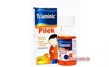 15 Obat Pilek Anak di Apotik - Fungsi Lengkap dan Harga Terbaru