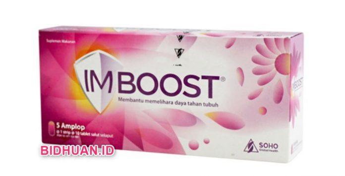 Imboost Force Untuk Ibu Menyusui Amankah