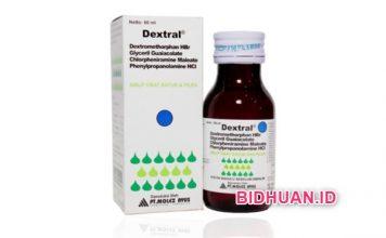 Obat Batuk Pilek Dextral - Kegunaan Dosis Efek Samping dan Harga di Apotik