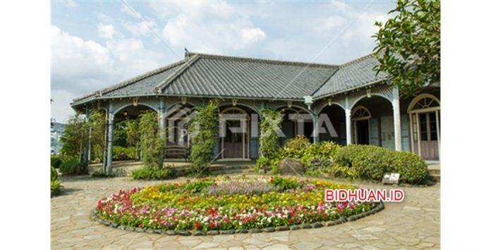 Traveling ke Glover Garden Nagasaki Jepang