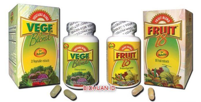 Vegeblend dan Fruitblend - Produk Suplemen Anak dan Ragam Manfaat serta Harganya
