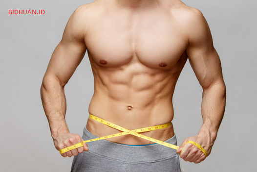 berat badan ideal pria