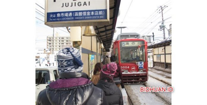 Kapan Kota di Indonesia memiliki Trem Layaknya di Jepang