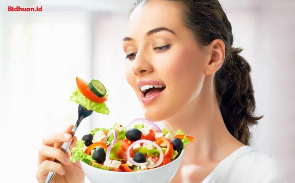 Cara Menggemukkan Badan Dengan Mengunyah Makanan Sampai Lembut