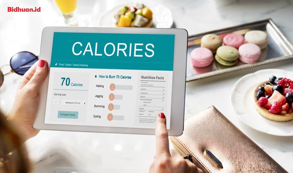 Cara Menggemukkan Badan Dengan Meningkatkan Asupan Kalori