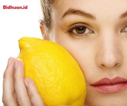 Cara Menghilangkan Flek Hitam Di Wajah Dengan Jus Lemon
