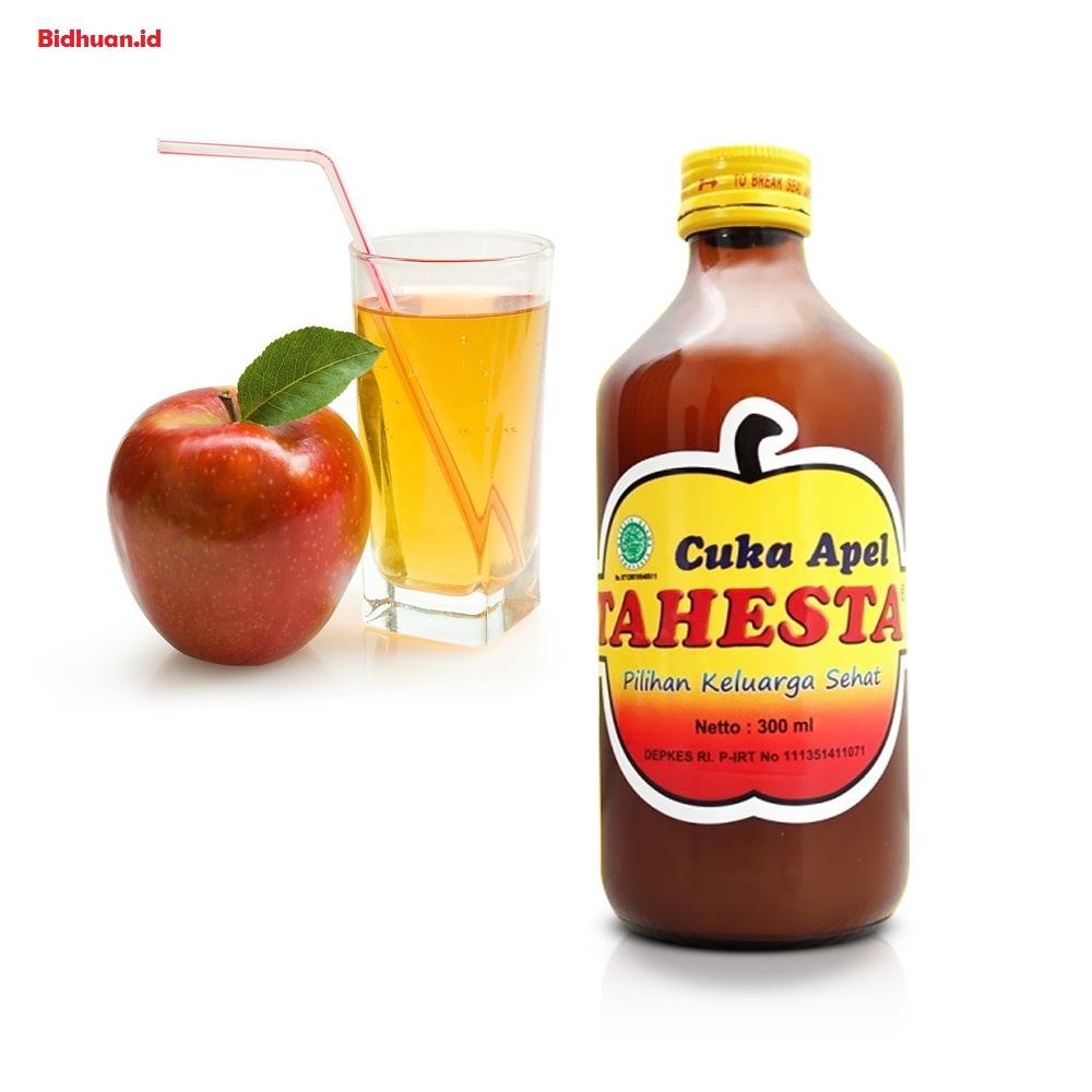 Cara menghilangkan flek hitam dengan sari cuka apel