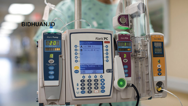 Cara menghitung tetesan infus pump