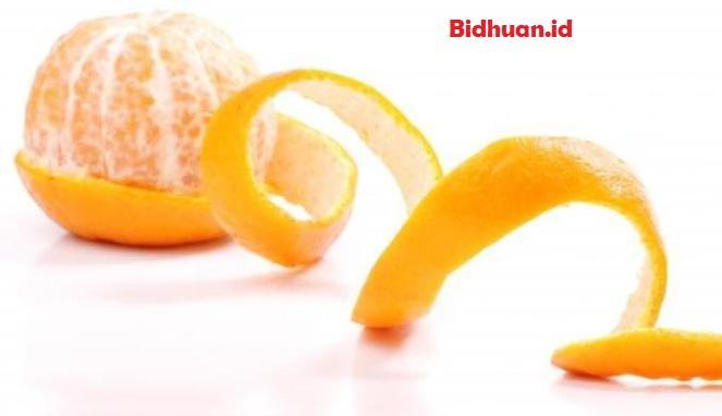 Obat Batuk Alami Dengan Kulit Jeruk Mandarin