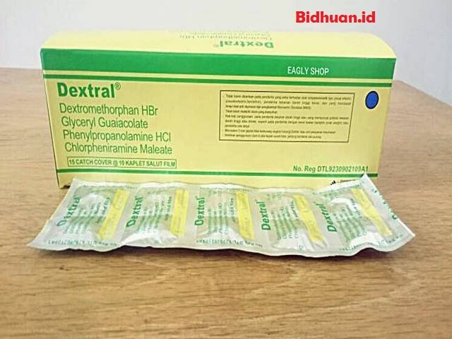 Obat Batuk Kering Dengan Dextral Tablet