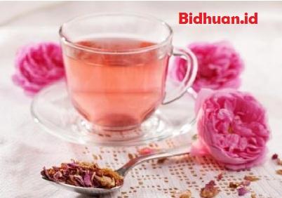 Obat Batuk Tradisional Dengan Bunga Mawar