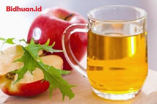 Obat Sakit Perut dengan Cuka Sari Apel