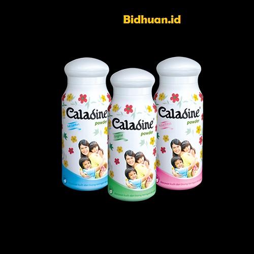 Obat biduran menggunakan Losion Calamine