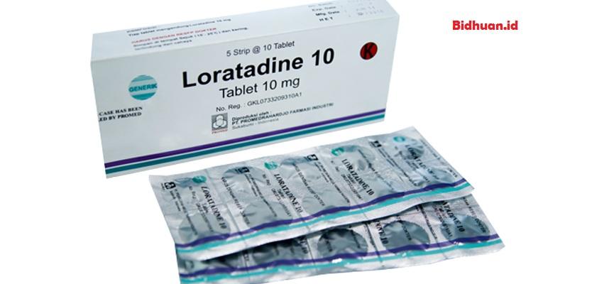 Loratadine
