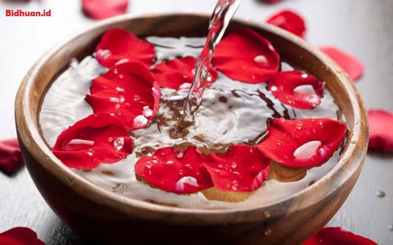 Obat Sakit Mata Dengan Air Mawar