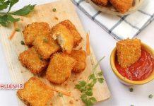 2 Resep Nugget Ayam dan Cara Membuat Nugget sendiri di Rumah