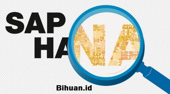Belajar SAP HANA