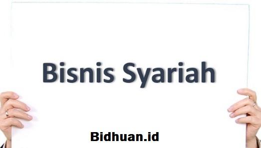 Bisnis Online Syariah