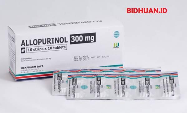 Allopurinol, Obat Untuk Mengatasi Asam Urat