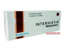 Interhistin - Obat Yang Alergi Yang Terbukti Ampuh