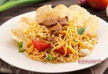 Resep Mie Aceh Seafood dan Telur Sedap Mantap Serta Cara Membuatnya