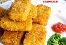 2 Resep Nugget Ayam dan Cara Buatnya Paling Gampang