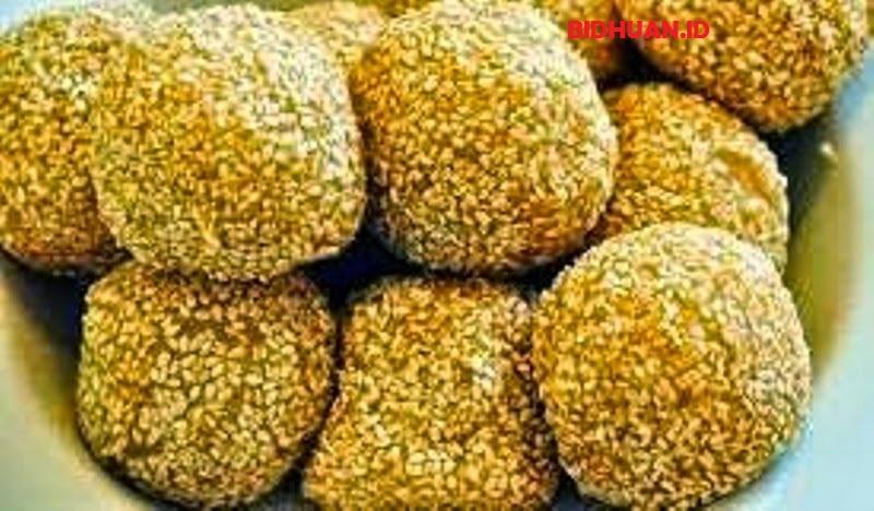 Resep Roti Goreng Wijen Tabur